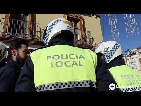 """VÍDEO: La Policía Local de Lucena anuncia movilizaciones si no hay acuerdos y Moreno Víbora pide """"tiempo"""" para negociar"""