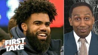 The Browns are under more pressure than the Cowboys this season - Stephen A. | First Take