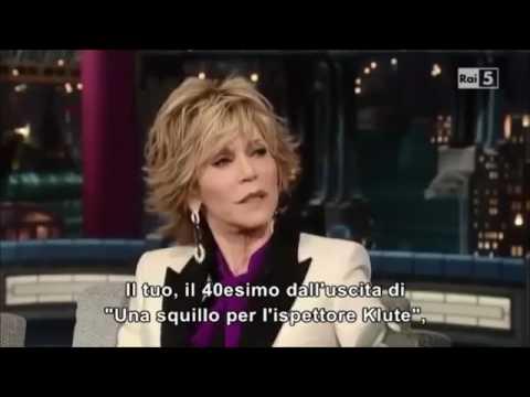 Jane Fonda Talks About Marilyn Monroe