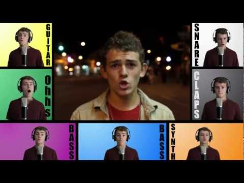 Starships Mike Tompkins Acapella Contest...