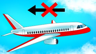 Why Planes Can't Move in Reverse