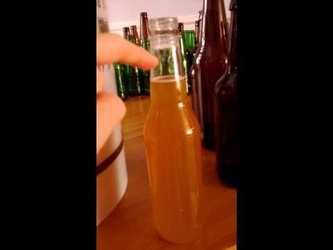 Homebrew - how to bottle (using little bottler)