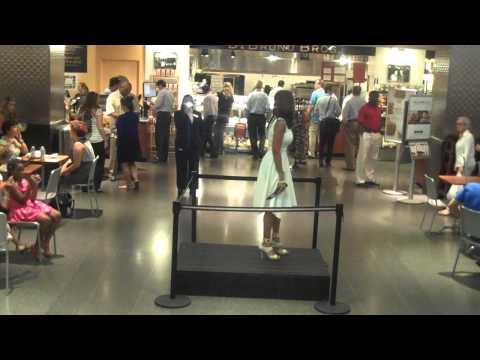 Rainere Martin- Comcast Center Market Place Performance- July 31, 2012