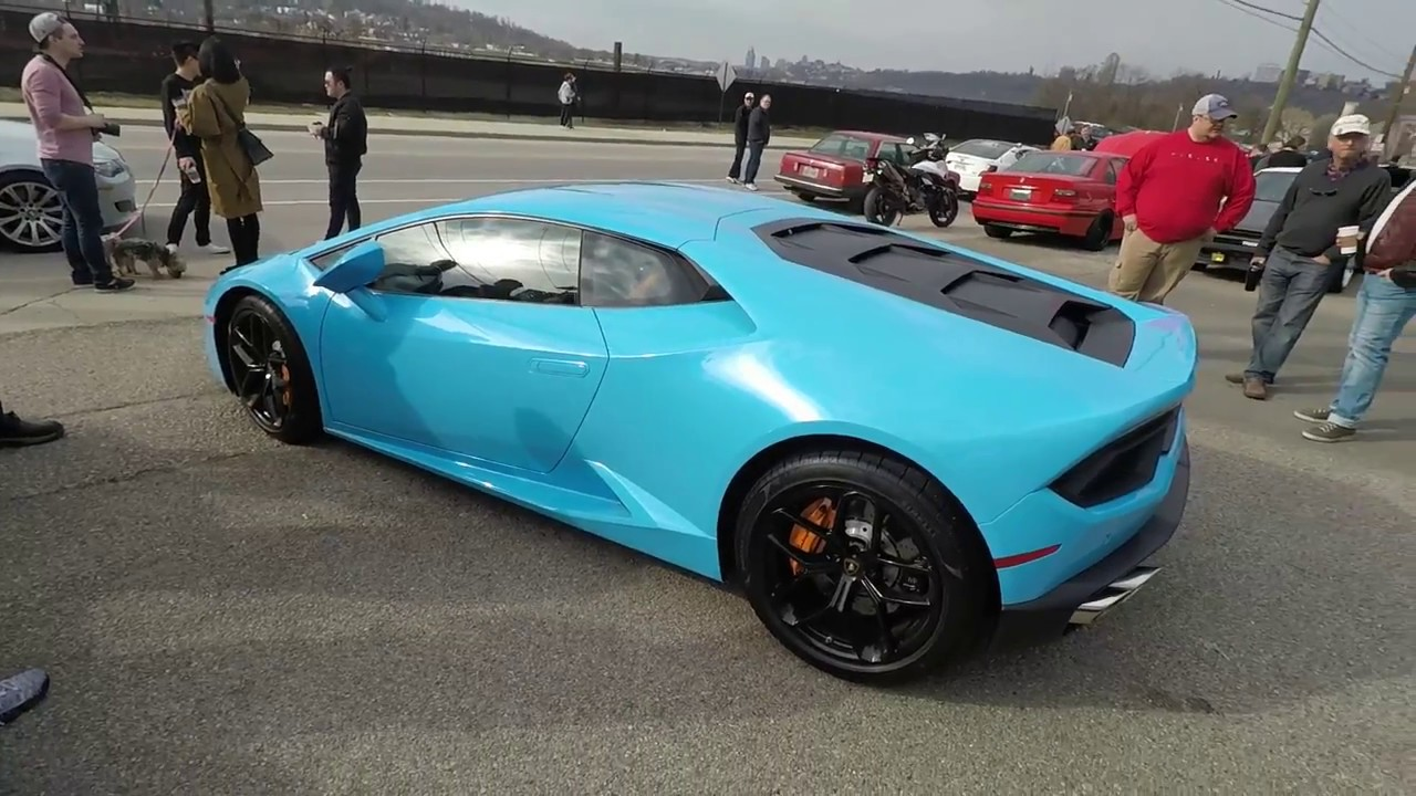 Lamborghini huracan best color
