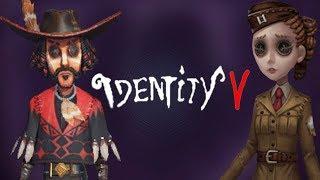 Identity V ( DBD na telefon ) z Yanginoku #7 KOORDYNATORKA I KOWBOJ