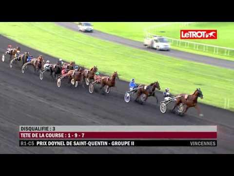 Vincennes   -  Prix Doynel de Saint-Quentin (GROUPE II)   -   05-12-2015   -   Lionel