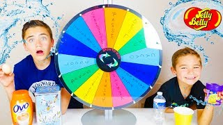ROUE DE LA FORTUNE CHALLENGE - Swan VS Néo - Spin Wheel Game
