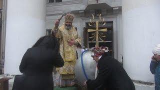 Владыка Климент провел водосвятие в Симферополе