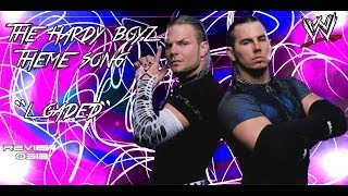 "WWE - The Hardy Boyz Theme Song ""Loaded"" - Review0312"