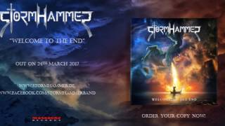STORMHAMMER - Welcome To The End Official Album Teaser