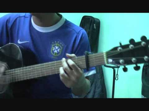 For the First Time - The Script (Cover & Easy Guitar Chord Lesson ...