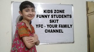 FUNNY STUDENT'S SKIT l YFC - Your Family Channel