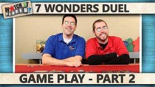 7 Wonders Duel - Game Play 2