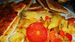 Ras Fletcher's Jamaican Johnny Cake And Steam Cabbage #italvital