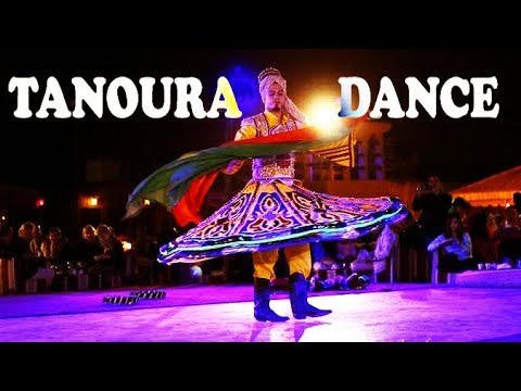 TANOURA DANCE ll Tanoura Dance in Desert Camp Dubai 2020