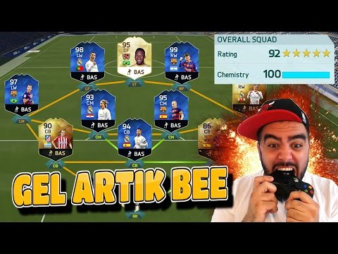 192 REYTING KIL PAYI GITTI!!! - FIFA 16 FUT DRAFT