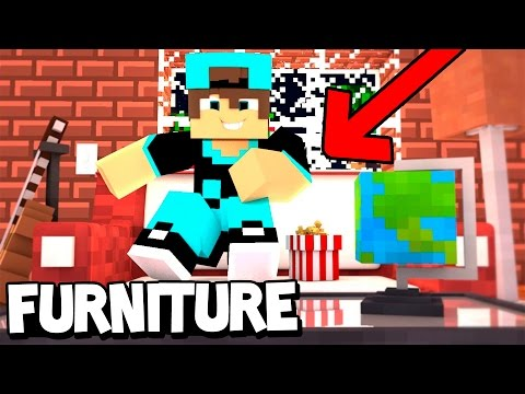 Full Download Minecraft Pe 0 13 0 Furniture Mod