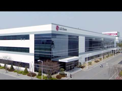LG Chem Electric Vehicle Battery Production Process