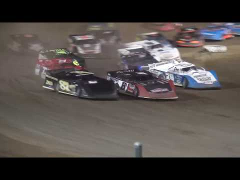 IMS Late Model feature  Independence Motor Speedway 8/18/18
