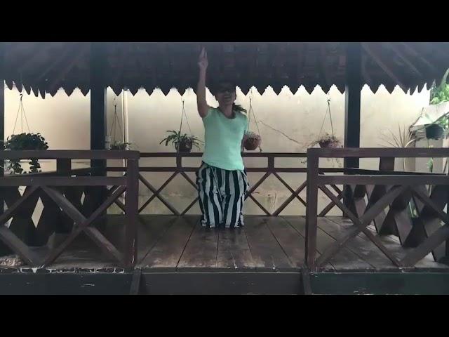 Gerakan Tari Saman 7/7 Cinda Marsya Diandara - Lampung Kandidat AIYEP 2017/2018