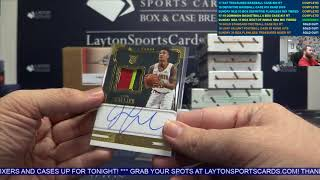 Sunday Funday NBA 15 Box Best of Immaculate Encased Dominion Basketball Mixer   TIERED RANDOM TEAMS