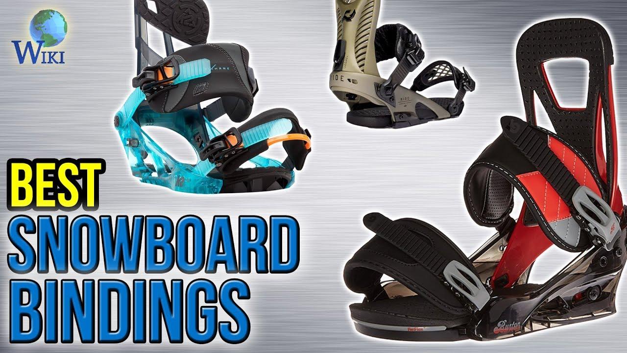 5f1c3d09e51 8 Best Snowboard Bindings 2017 - YouTube