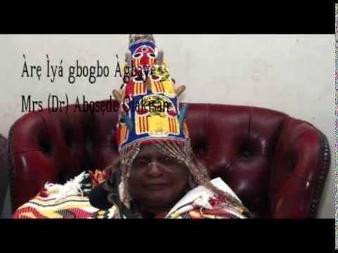 Are iya gbogbo agbaye (Ogboni)