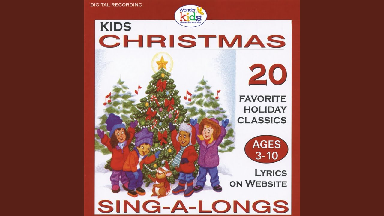 30 Best Christmas Songs For Kids Purewow