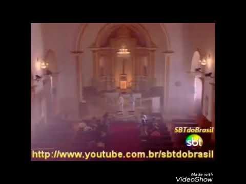 Canavial de Paixões vs Abismo de Paixão - Comparação de Cenas - Sequestro na porta da igreja