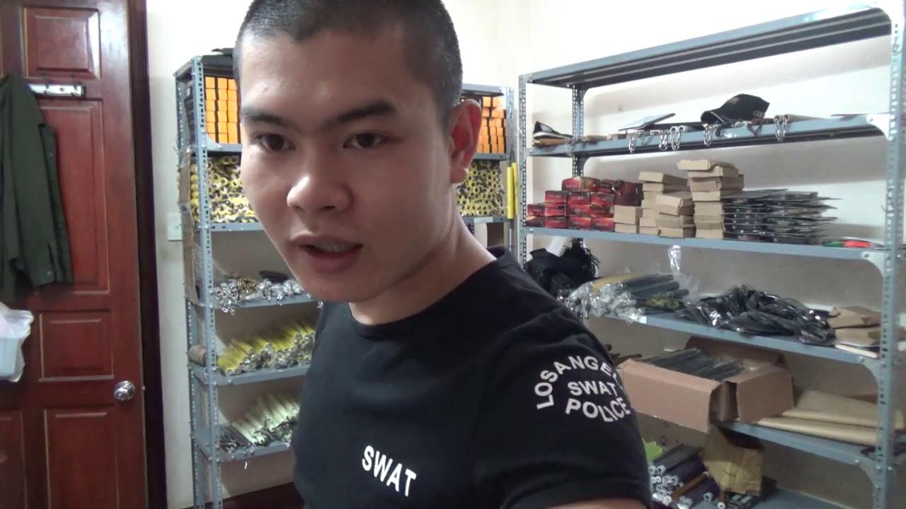 vietnam nunchaku tutorial Mr. Huy Côn review Sản phẩm khuyến mãi, Hàng Giảm Giá Sốc 25/12/2017