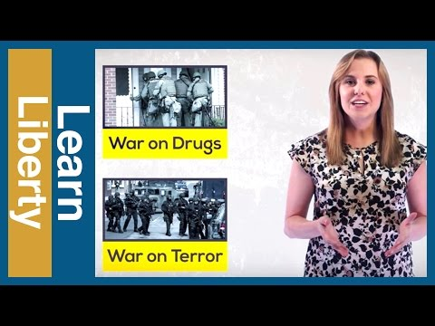 Foreign Policy Explained, Ep. 2: Militarization of Police in America - Learn Liberty
