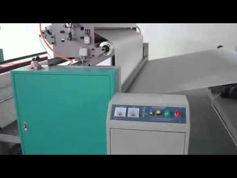 PEVA FILM PRODUCTION LINE - YouTube