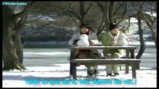 Sonata de Invierno - From The Beginning Until Now - Letra en Español - Winter Sonata