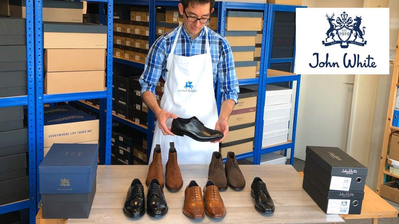 John White Men's Shoes Review by Arthur
