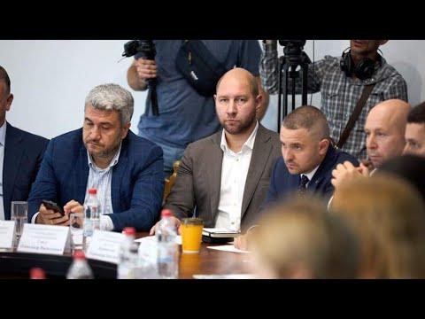 Пол-евро терминал (ч.2  Заседание антикоррупционного комитета)