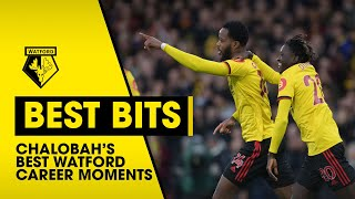 NATHANIEL CHALOBAH'S GOALS & ASSISTS FOR WATFORD | BEST BITS