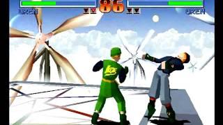 Tobal No. 1 (PlayStation) Tournament Mode as Gren