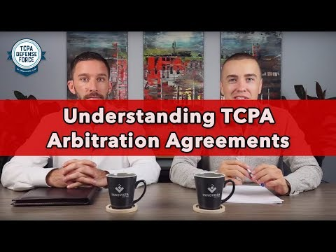 SMS Marketing Terms & Conditions | Importance of Arbitration Agreements