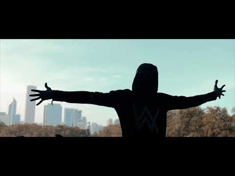 Lay  Sheep Alan Walker Relift  at Lollapalooza 2018