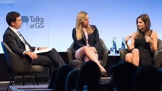 Talks at GS – Danielle Weisberg and Carly Zakin: Changing the Face – and Format – of News