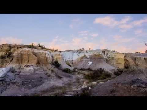 Paint Mines Hike - El Paso County Parks, Colorado 2014