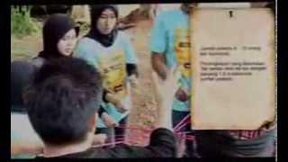 Panduan Permainan Outbound Team Building - Benang Ruwet 05