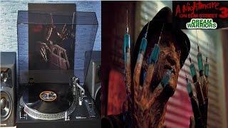 A Nightmare On Elm Street 3: Dream Warriors 1987 Mondo Soundtrack [Full Vinyl] Vinyl Box Death Waltz