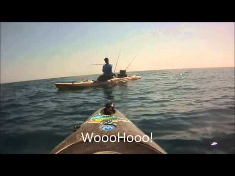Offshore Adventure with the Orlando Kayak Fishing Community