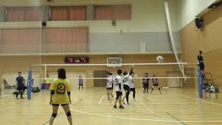 20190616練馬区混合バレー大会②~lakipeke vs NCクラブ~