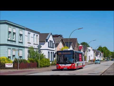 Bild VHH +KVIP ☆ Busse in Elmshorn ☆ Umleitung am Hafen