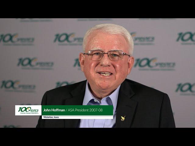 President Profiles John Hoffman