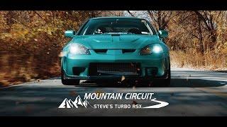 MOUNTAIN CIRCUIT Steve&#39s Turbo RSX HALCYON (4K)