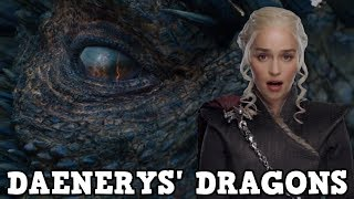 Game of Thrones Season 8 The Fate of  The Dragons - Dance of the Dragons