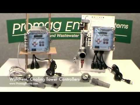 Walchem Wct Cooling Tower Controller Description Youtube